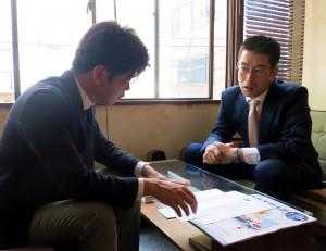一般社団法人 FOOD WITH YOU 代表理事 畠田 拓様