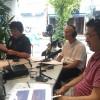 商標登録の必要性をラジオで発信しました